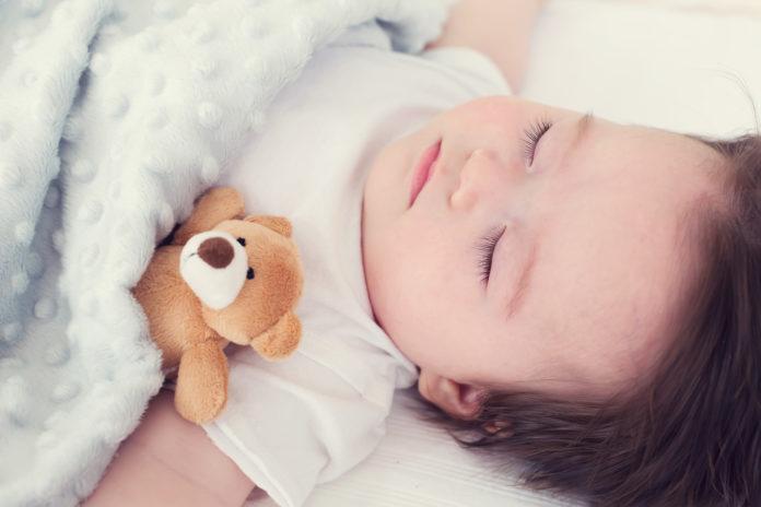 Kind will nicht schlafen